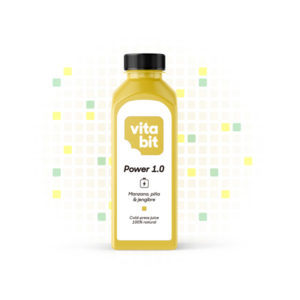 Jugo Cold Pressed Power 1.0 | Vitabit.es