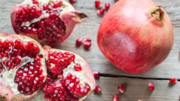 La granada: la reina de los antioxidantes