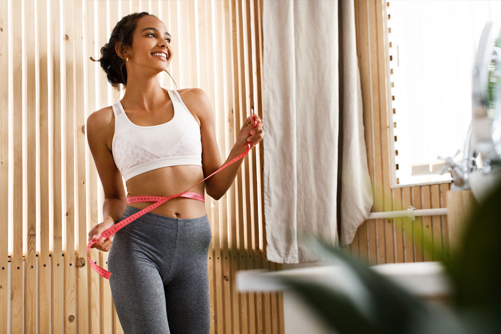 El servicio Vitanutrición te ayudará a medir bien tu volumen y tu peso, clave para que la cuarentena nos sirva para perder peso.